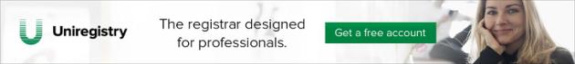 Register Domain Names at Uniregistry.com