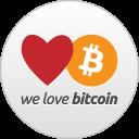 We love Bitcoin!